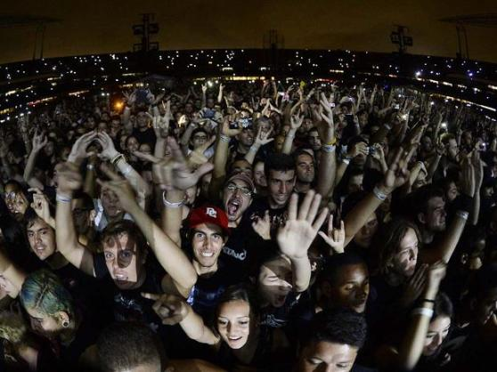 Metallica by Request em São Paulo - 22/03/2014